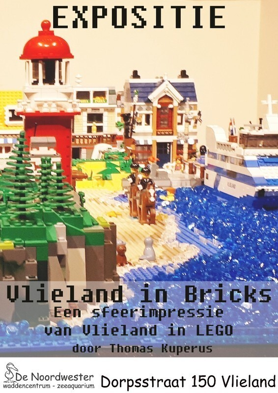 Vlieland in Bricks